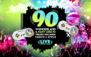 SABATO 6 APRILE 2019 | LIVE MUSIC CLUB