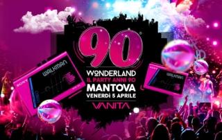 VENERDI' 5 APRILE 2019 | VANITA' CLUB