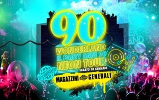 SABATO 18 GENNAIO 2020 | Magazzini Generali