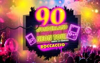 SABATO 22 FEBBRAIO 2020 | BOCCACCIO CLUB