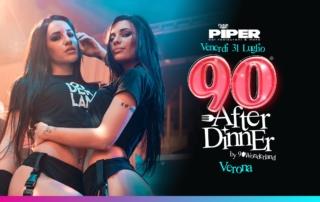 VENERDI' 31 LUGLIO 2020 | PIPER CLUB