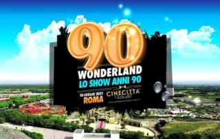 SABATO 10 LUGLIO 2021 | CINECITTA' WORLD